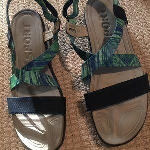 NWOT JSport Sandals